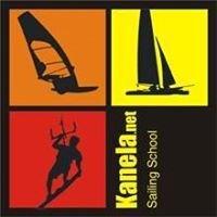 Kanela sailing school.- Isla Canela, Ayamonte