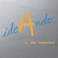 IdeAndo by Ana Hernando