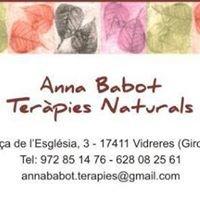 Anna Babot - Osteopatía i Massatge