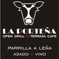 La Porteña Open Grill Puerto Calero