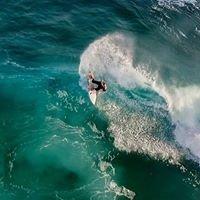 Bondi Drone Surfing