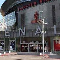 The Armoury- Arsenal Football Club Shop At The Emirates Stadium