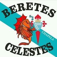 Peña Celtista Beretes Celestes