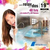 Hidrópolis Aqua SPA Valencia