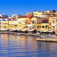 CHANIA Harbour Old Town