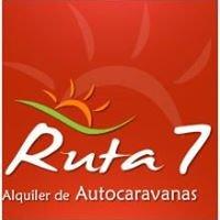 Ruta 7 - Autocaravanas