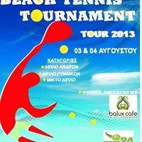 Beach Tennis Tournament