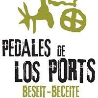 Pedales de los Ports