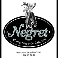 Negret, el nap negre de Capmany