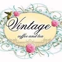 Vintage - coffee and tea