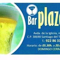 Bar Plaza Santiago del Teide