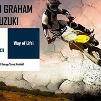 Vern Graham Suzuki / GasGas