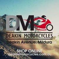 Deakin Motorcycles Mildura
