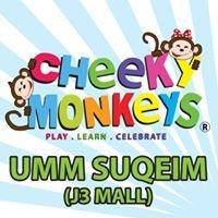 Cheeky Monkeys - Play Learn Celebrate