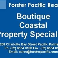 Forster Pacific Real Estate - Property Rentals