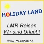 Reisebüro HOLIDAY LAND LMR Reisen www.lmr-reisen.de