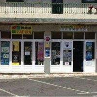 Librería Calita- Receptor de Loterias del Estado