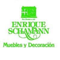 Muebles Enrique Schamann