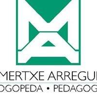 Logopeda-Pedagoga Mertxe Arregui