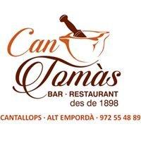 Restaurant Can Tomàs