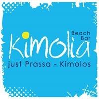 Prassa Kimolia Beach bar