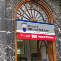 LOTERÍA AZCARRETA Una tradición de Bilbao desde 1914