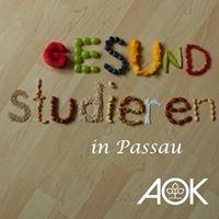 Gesund studieren in Passau