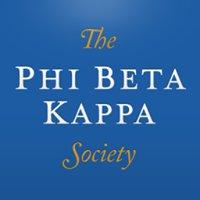 University of Iowa Phi Beta Kappa