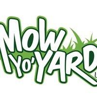 Mow Yo Yard