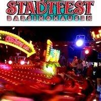 Stadtfest Barsinghausen