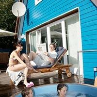 Ferienhaus FinestHoliday in Machtlos mit Pool in unberührter Natur