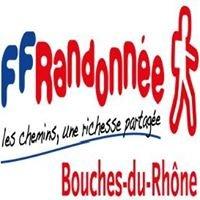 FFRandonnée Bouches du Rhône