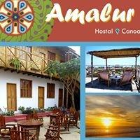 Hostal Amalur, Canoa