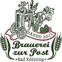 Hotel Gasthof Brauerei Zur Post, Bad Kötzting