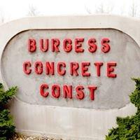Burgess Concrete Construction