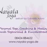 Nayala Yoga exklusiv by Gabriella Adora