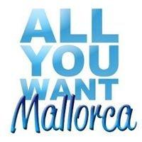 ALL U WANT - Mallorca