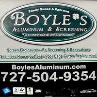 Boyle's Aluminum and Screening