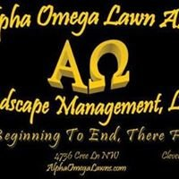 Alpha Omega Lawn And Landscape Mangement, LLC