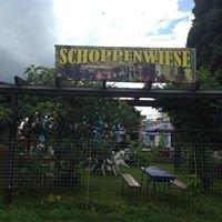 Schoppenwiese Mußbach, Das Paradies im Paradies