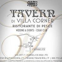 Tavern di villa cornér