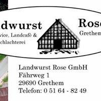 Landwurst Rose