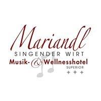 Singender Wirt / Hotel Mariandl