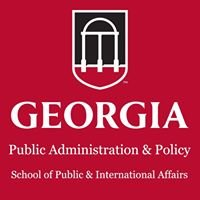 UGA Department of Public Administration and Policy