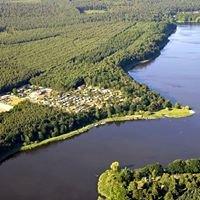 "Campingpark ""Buntspecht""  im Havelland Brandenburg"