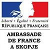 Ambassade de France à Skopje