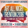 Art All Night - Trenton