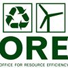 Office for Resource Efficiency (ORE)