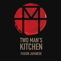 Two man's kitchen
