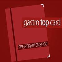 Gastro Top Card - Speisekarten